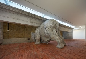 Adrián Villar Rojas Installation view, Today We Reboot The Planet Serpentine Sackler Gallery
