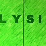 Michael Petry acrylic on canvas Elysium 1x2m FAD MAGAZINE