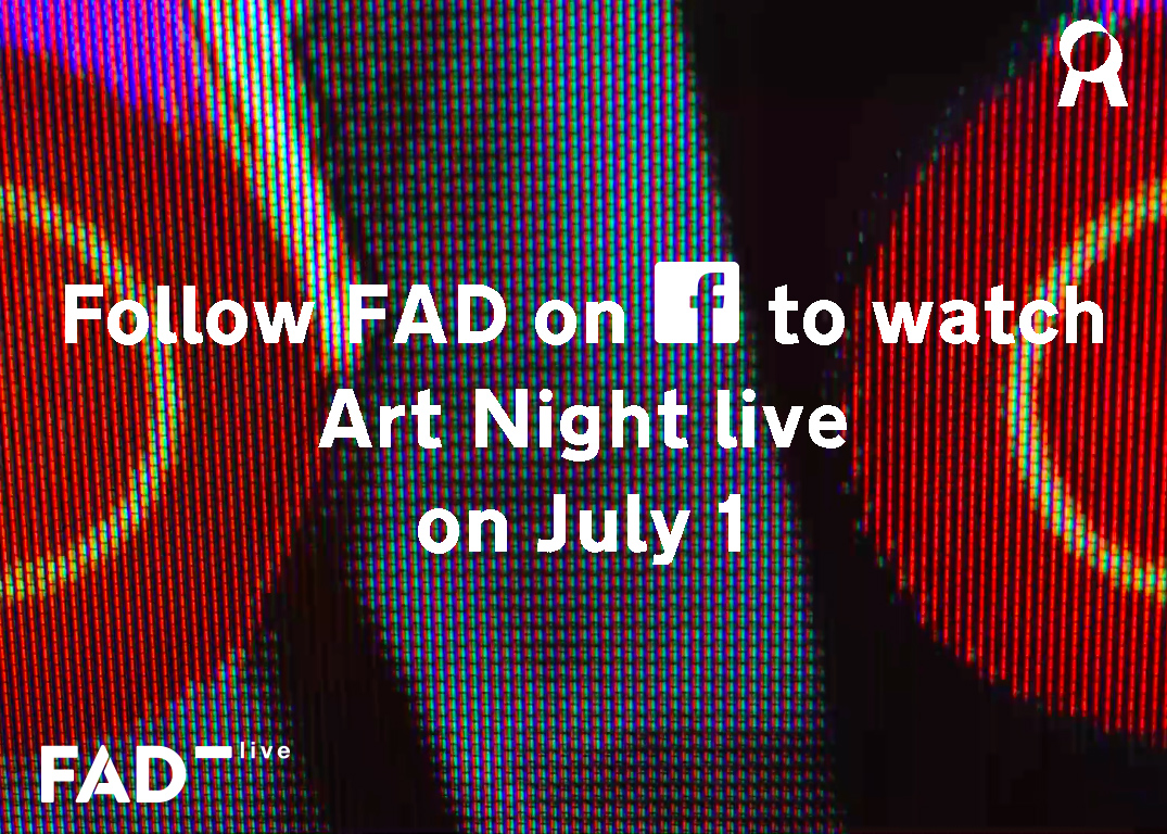 Art Night live on Facebook