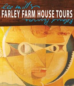 Farley logo pushed 8cm