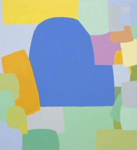 Federico Herrero Untitled, 2016Acrylic on canvasFederico Herrero Brasil de Mora, 2011Mixed media on canvasFederico Herrero Abaco, 2011Mixed media on canvas