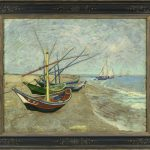 Van Gogh fishing-boats