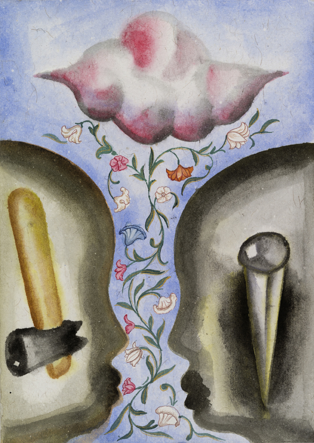 Francesco Clemente, Emblems of Transformation 102