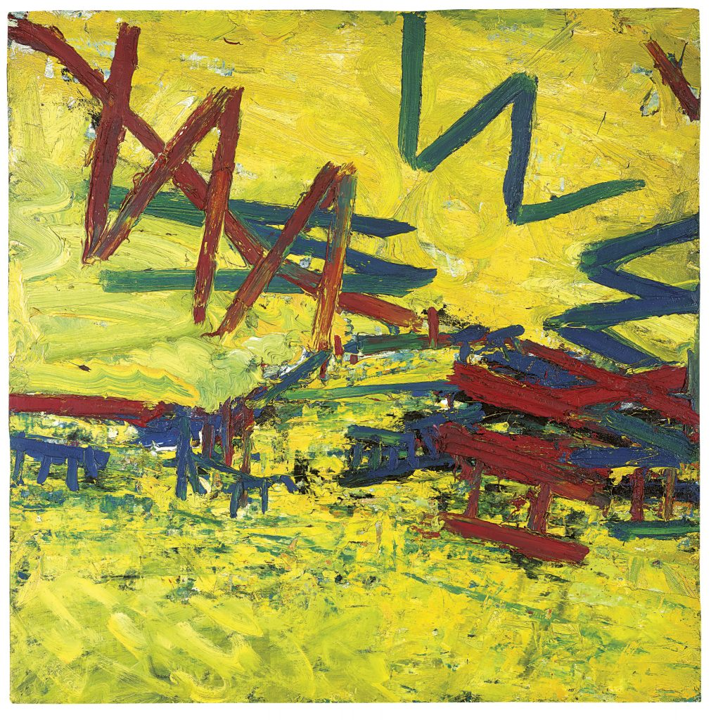 Frank-Auerbach-Primrose-Hill-Summer-1968