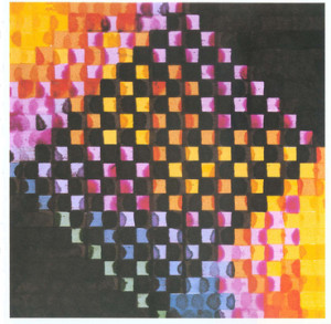 Frieder Nake, »Polygonzüge«, 1965
