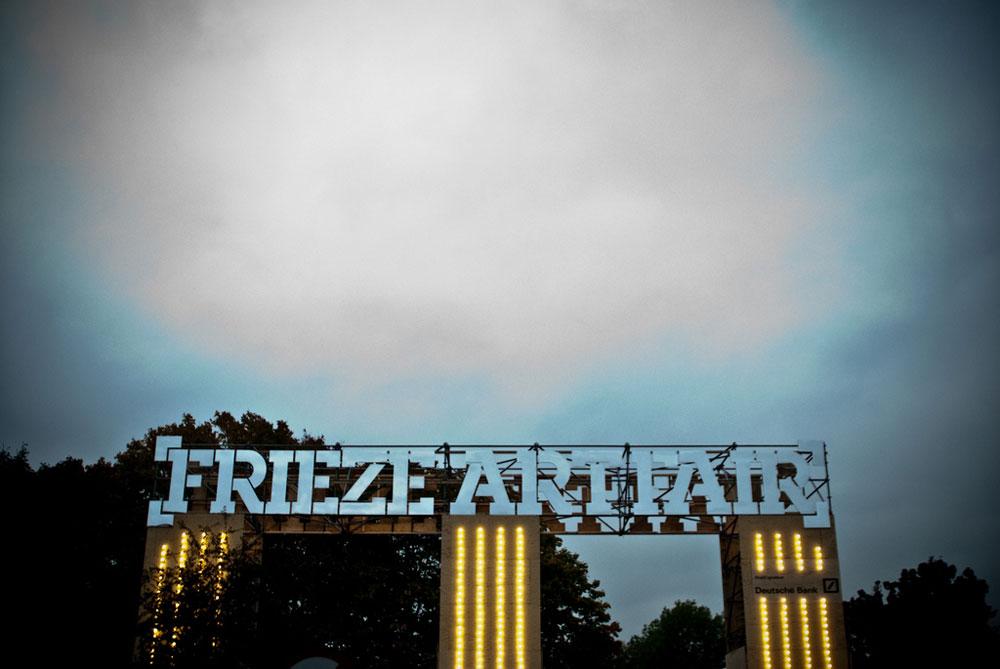Frieze Artist Award
