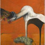 Francis Bacon 'Fury', c. 1944