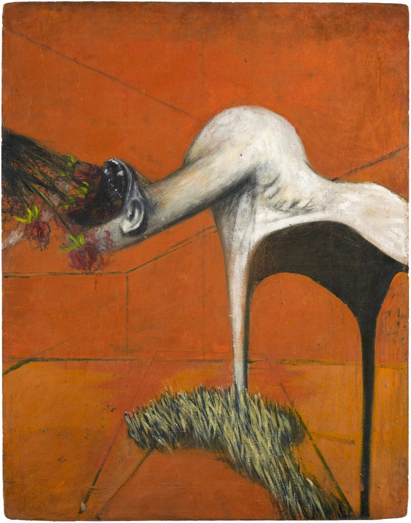 Francis bacon Fury c. 1944