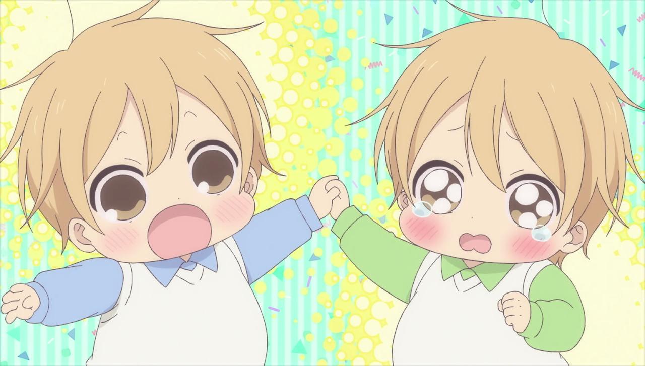gakuen babysitters  anime adaptation review