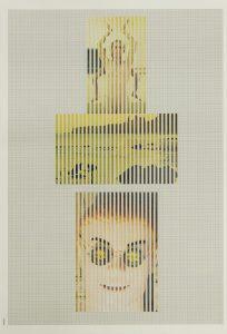 Goshka Macuga's third solo exhibition at Kate MacGary