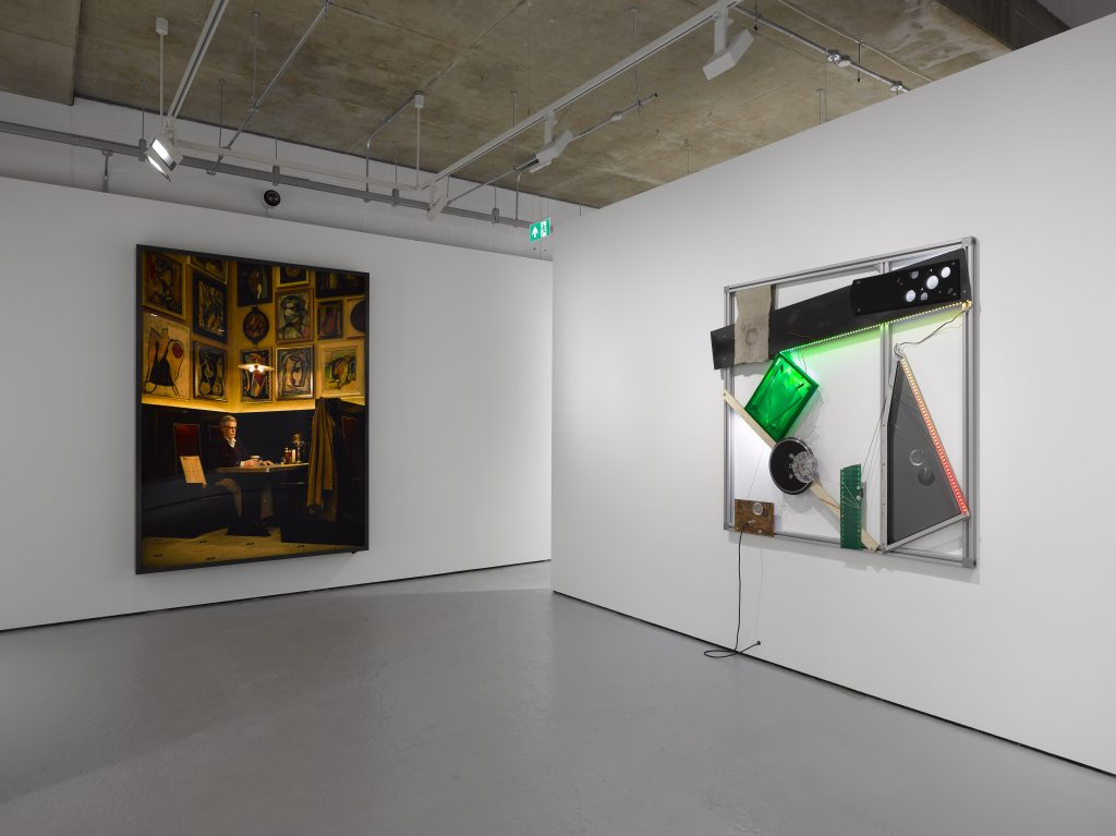 Installation view of Horizon at Lisson Gallery, London, 6– 31 October 2020 © Lisson Gallery, photography by Jack Hems