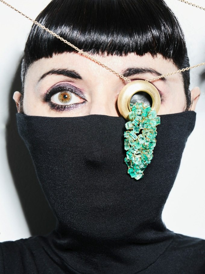 Rossy de Palma for Portable art Project