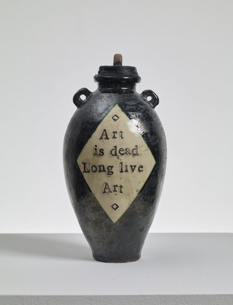 Grayson Perry_Art is Dead