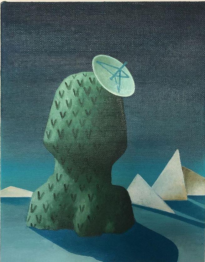 FADMAGAZINE Guy Allott: Dark Green, 2007