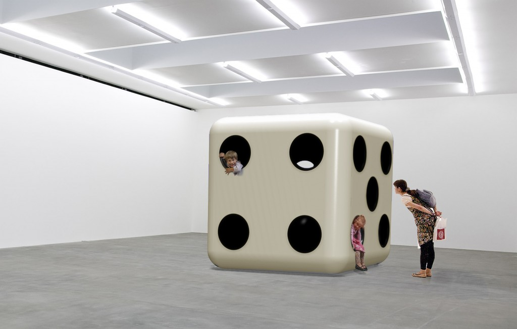 © Carsten Höller. Courtesy Gagosian Gallery