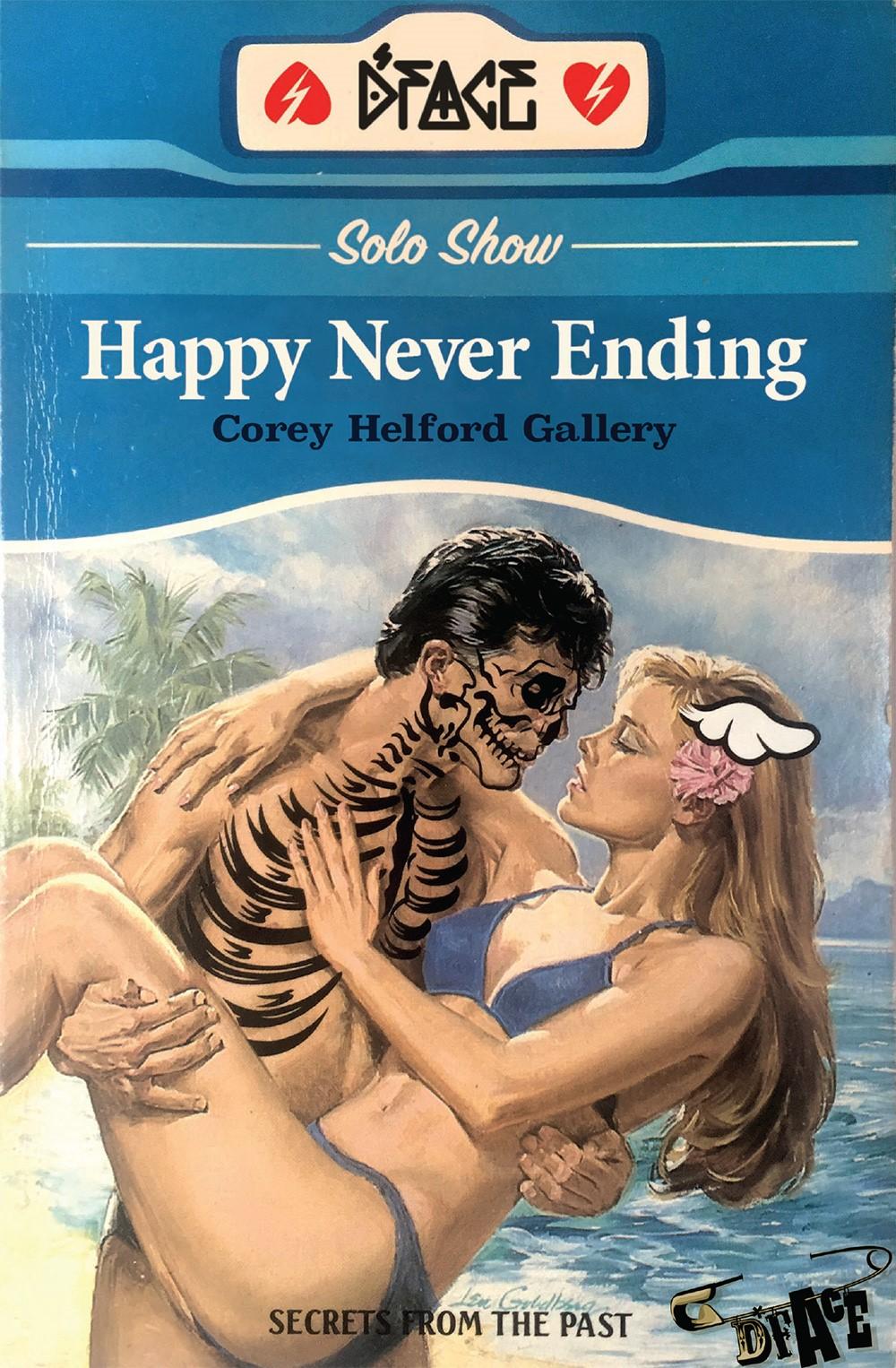 DFACE Happy Never Ending FAD Magazine