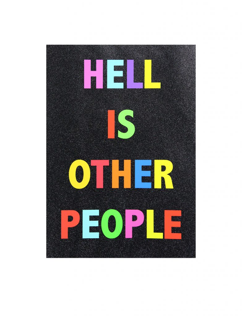Jealous Staff Hell_Is_Other_People-Dario-Illari