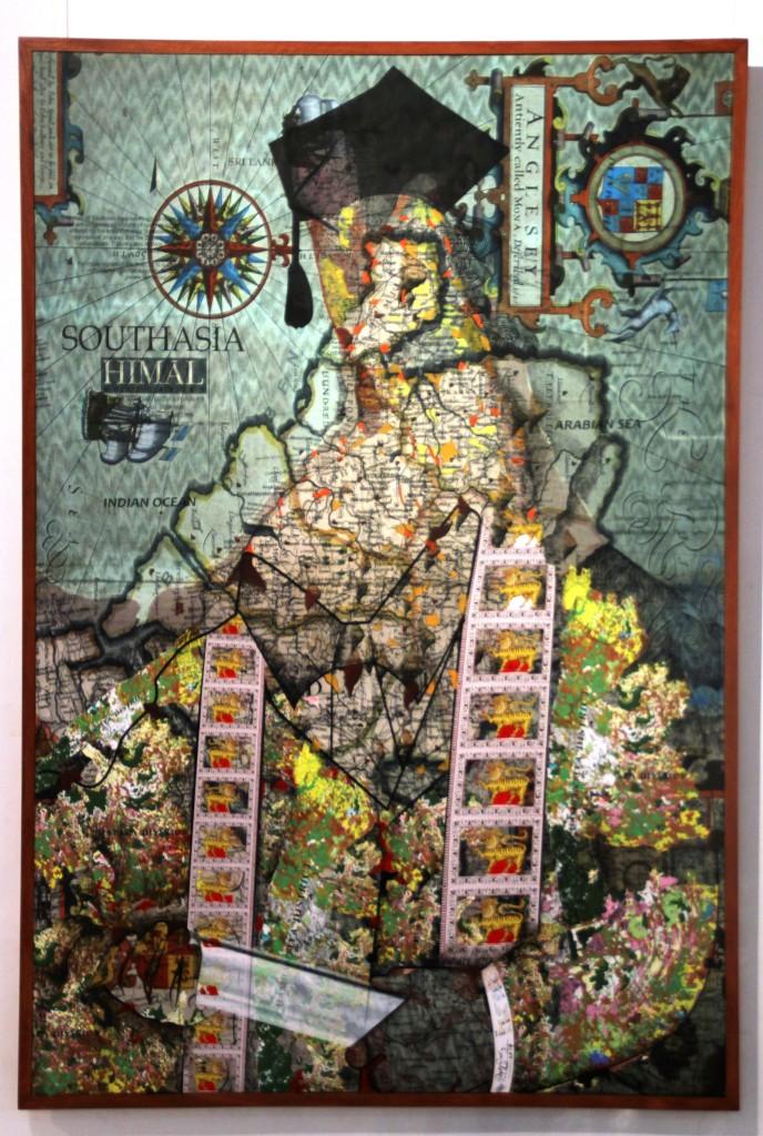 Hempel Galleries_Pala Pothupitiye_History Maker 02, 2012