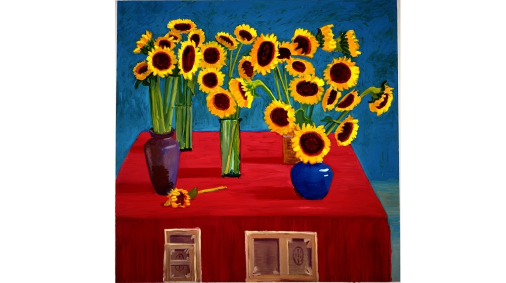 Copyright David Hockney