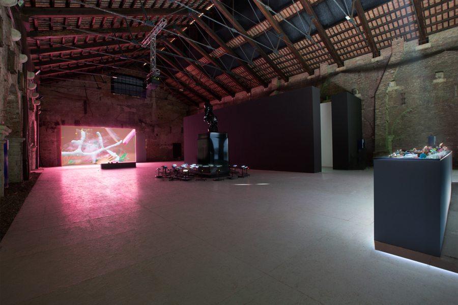 HyperPavilion, Venise, 2017. ©vinciane lebrun-verguethen/voyez-vous