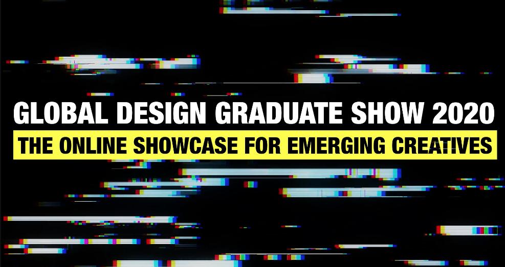 ARTSTHREAD + i-D Magazine launch online Global Design Graduate Show 2020 open to art & design degree students.