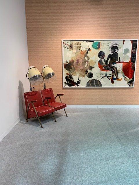rosenfeld porcini Presenting: Ndidi Emefiele Focus: Curated by Lauren Haynes | Pier 90
