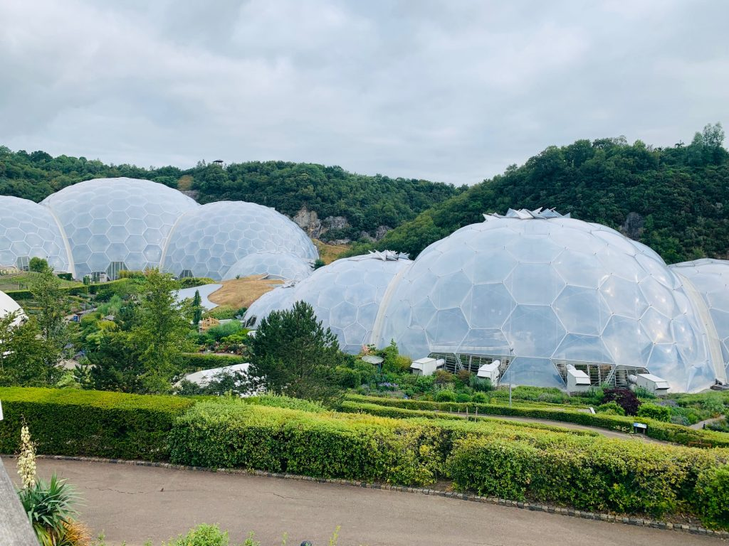 Today The Eden Project Launched Its New Arts Programme