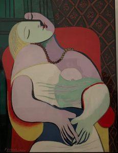 Picasso Bather, 1931 FAD MAGAZINE