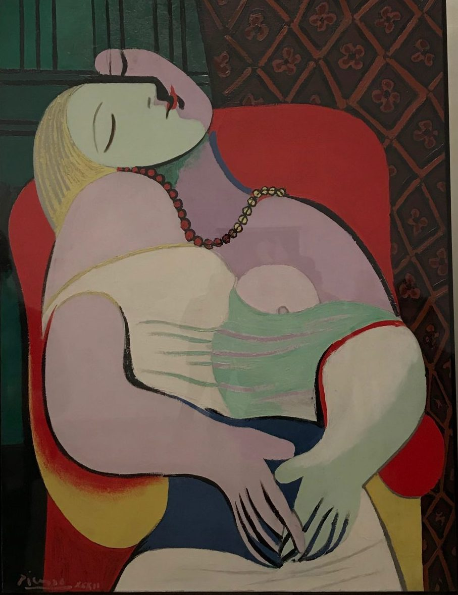 Picasso Bather, 1931 FAD MAGAZINE
