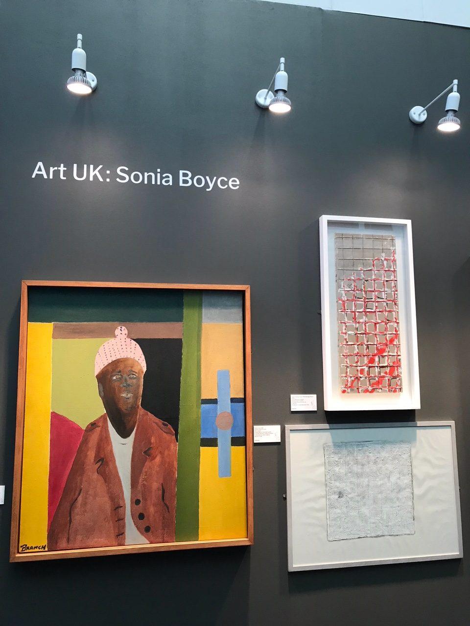London Art Fair's Museum Partner Art UK FAD Magazine