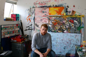 INTERVIEW with emerging artist Matthew David Smith
