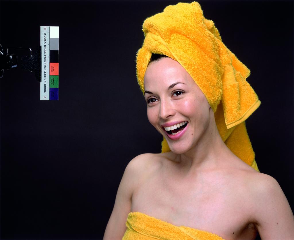 Image 2. Meiko laughing 2005