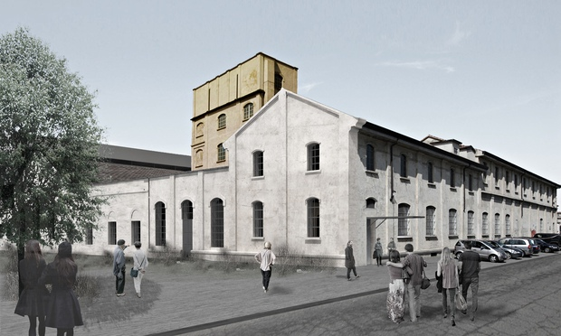 Impression of Prada foundation art gallery