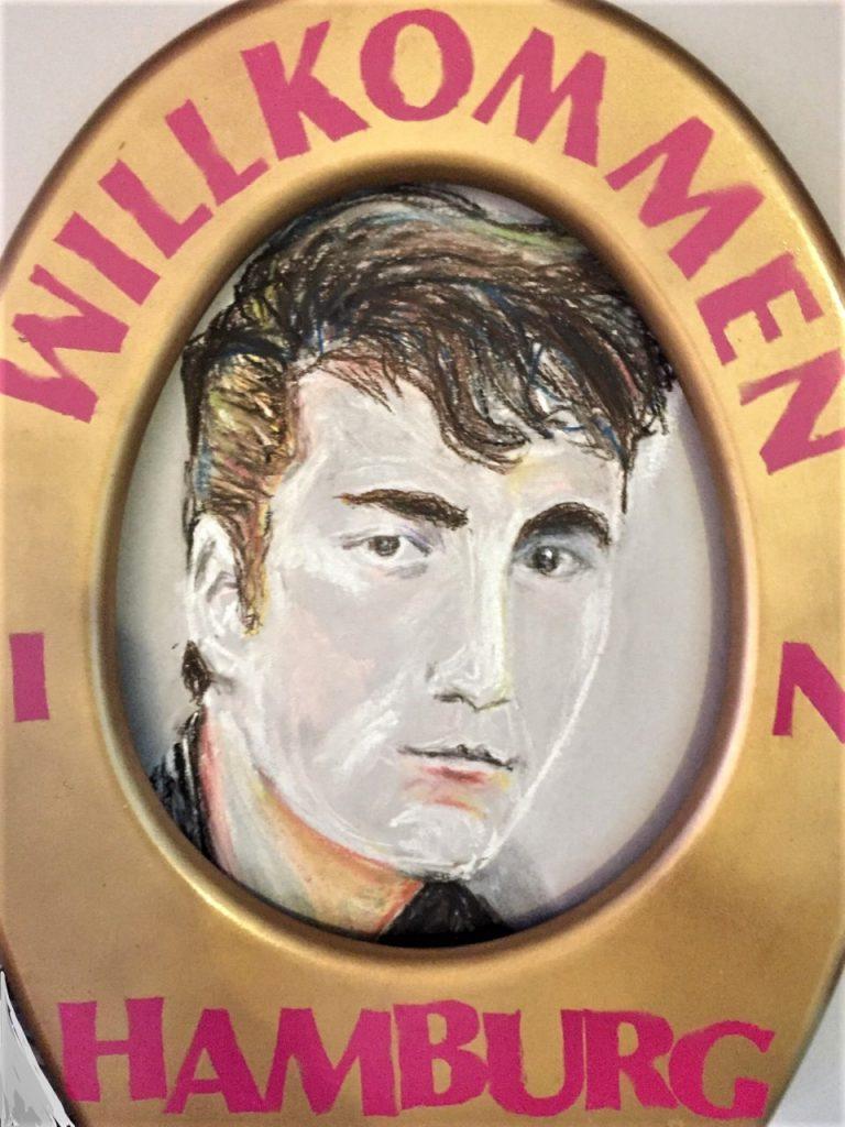 JOHN MOORE Lennon FAD magazine