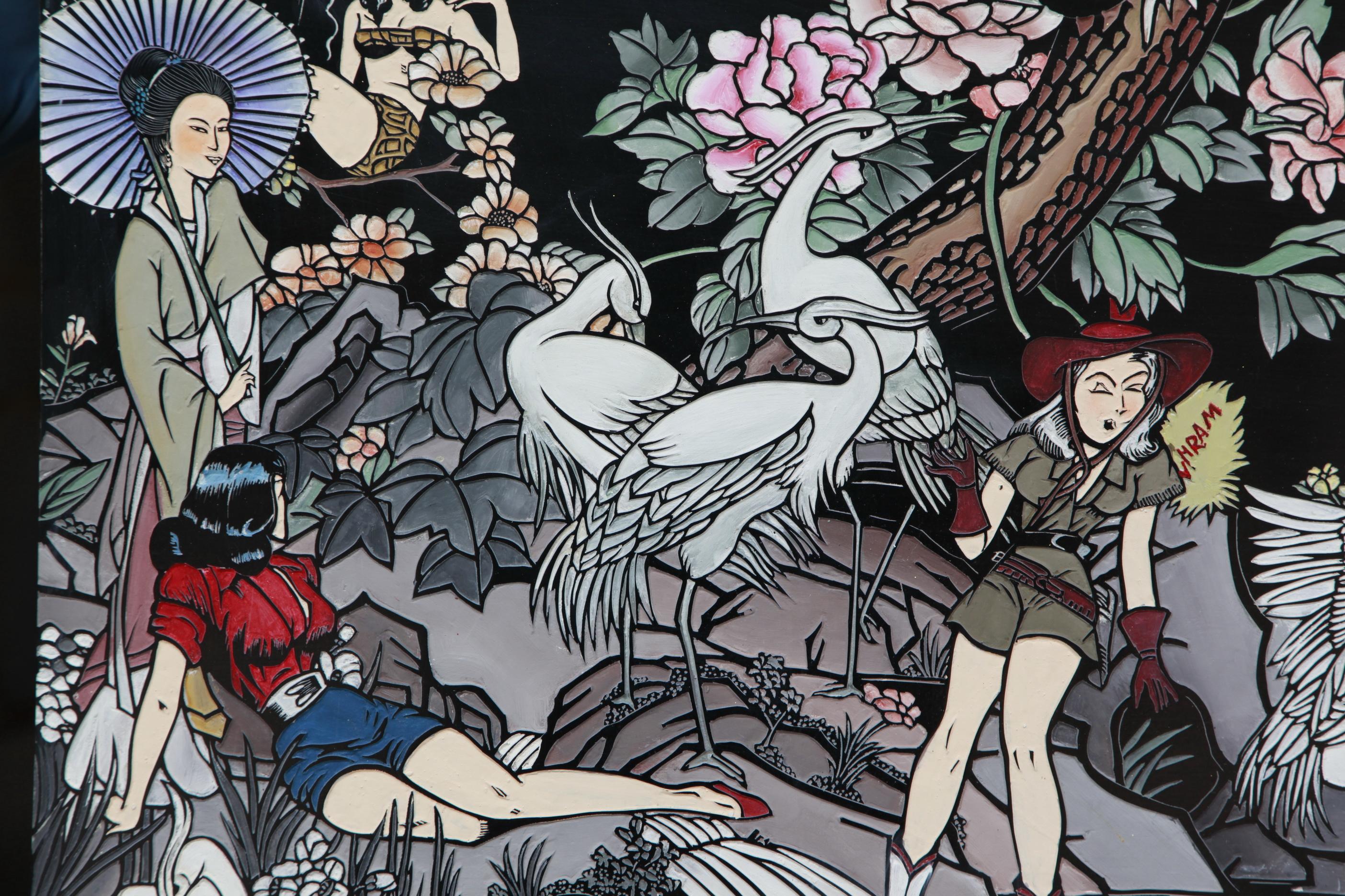 Jacky Tsai - Blam! (Detail 3)