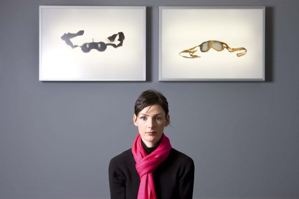 Artist Jacqueline Donachie wins the freelander award