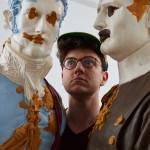 Artist Jamie Fitzpatrick XL Catlin Art Prize