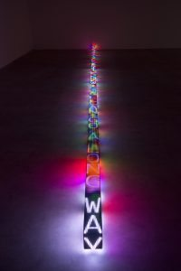Jenny Holzer, FLOOR, 2015 © 2015 Jenny Holzer, member Artists Rights Society (ARS), NY Photo Ken Adlard