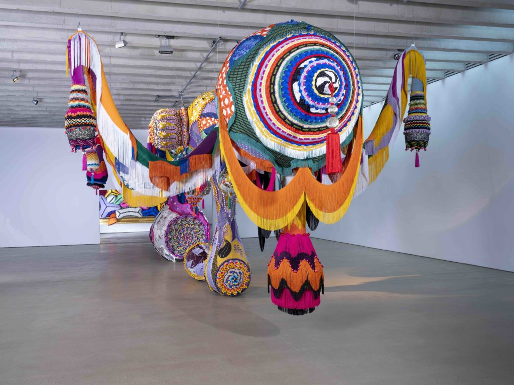 Joana-Vasconcelos-Valkyrie-Marina-Rinaldi-2014-Photo-©-Jonty-Wilde-Courtesy-the-artist-and-YSP