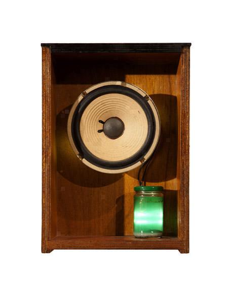Jonathan Goldman- Always listen - 2013- - 45-31-14 cm