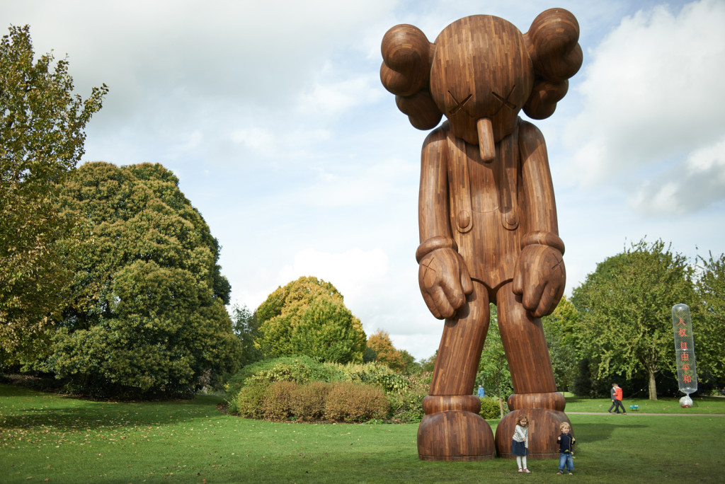 KAWS at YSP