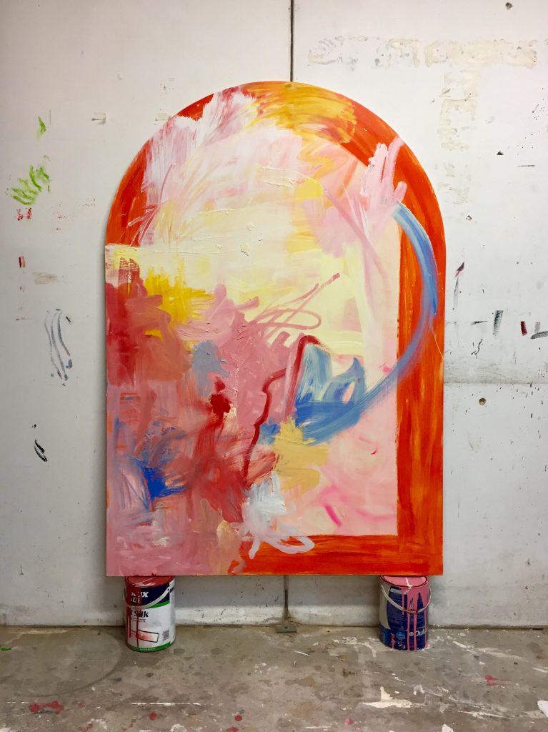 Guts Gallery present a digital Instagram exhibition Kate Dunn