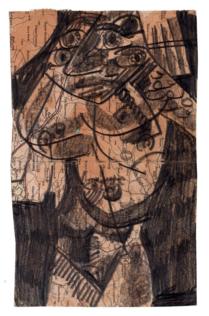 Kentaro Kobuke Drawing 003_pencil on paper