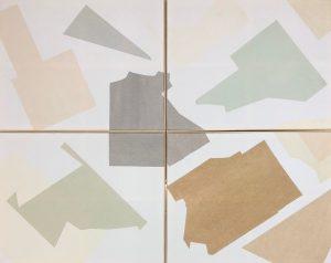 Kim Bartlet, Puzzle IV, Courtesy Cadogan Contemporary, Photo Credit Roman Marz