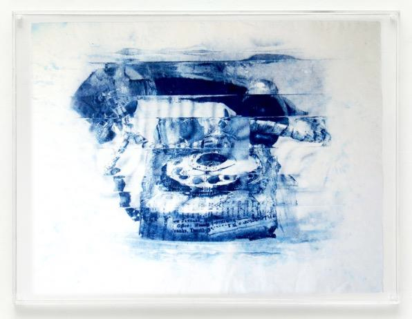 Kristen Baskett - Mechanism With Feeling, etching, 89cm x 117cm -2