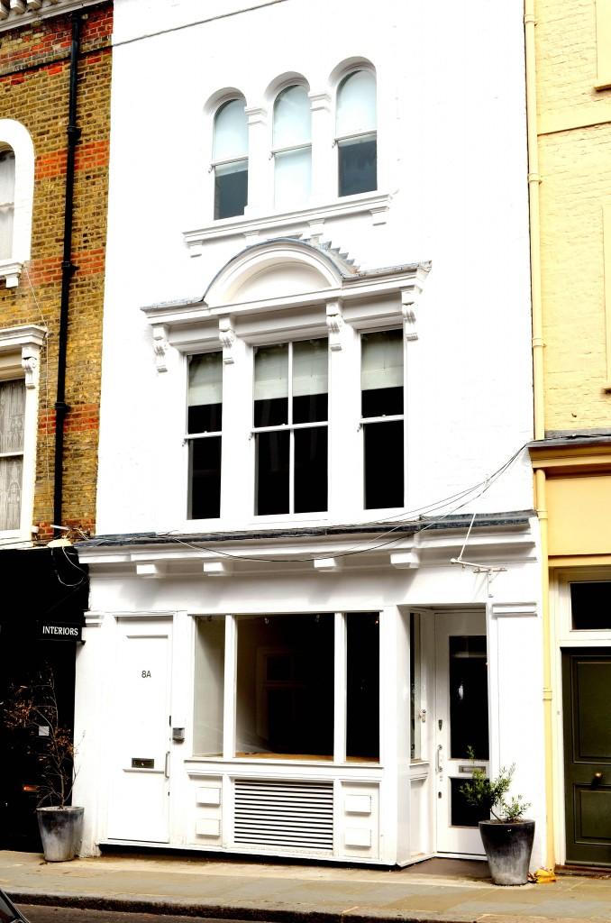 Lacey Contemporary exterior