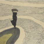 Leon Spilliaert Woman at the Shoreline 1910