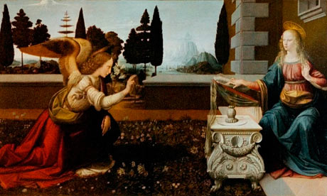 How Leonardo da Vincis angels pointed the way to the future