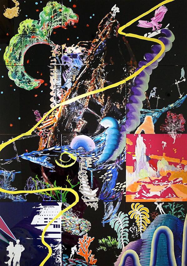 XXX Shipwreck by Luna Jungeun Lee