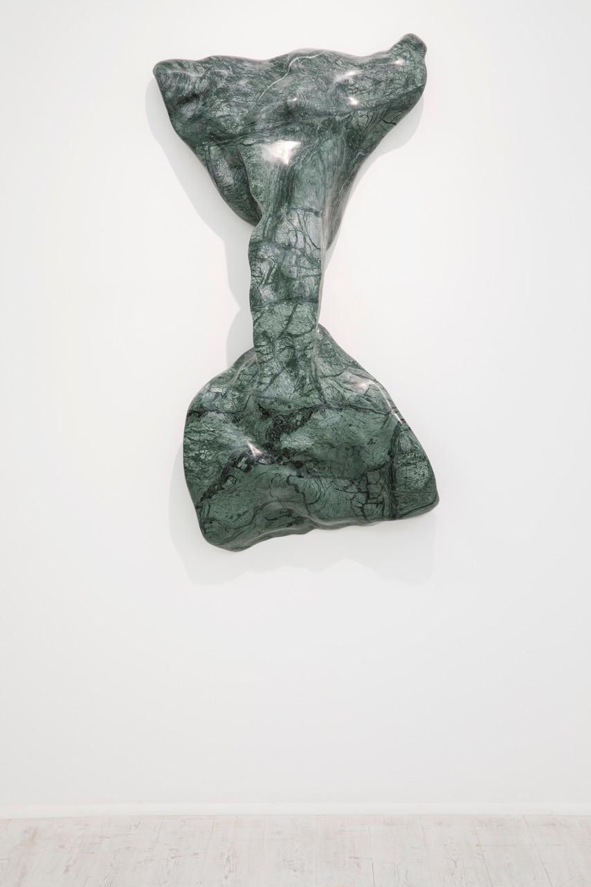 Lynda Benglis - marble Torsos @THOMAS BRAMBILLA GALLERY